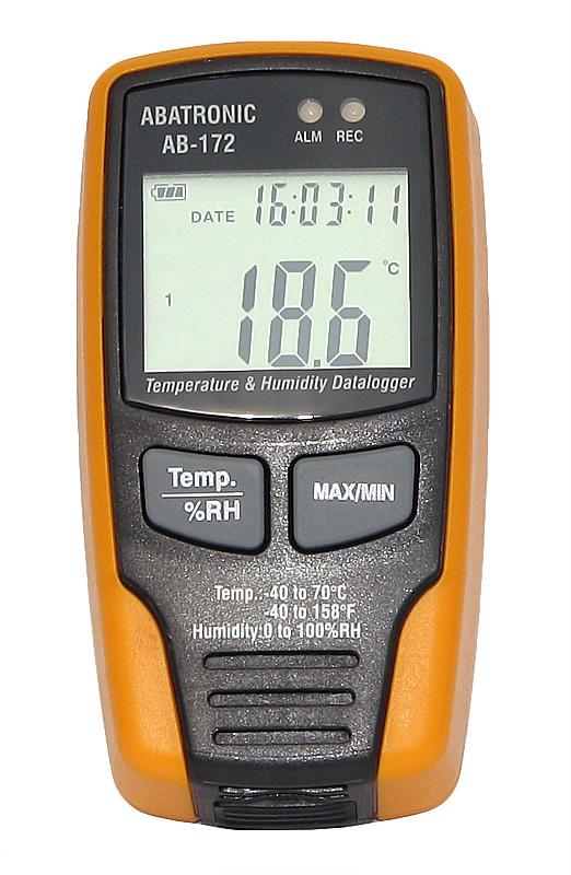 Rejestrator temperatury i wilgotności
