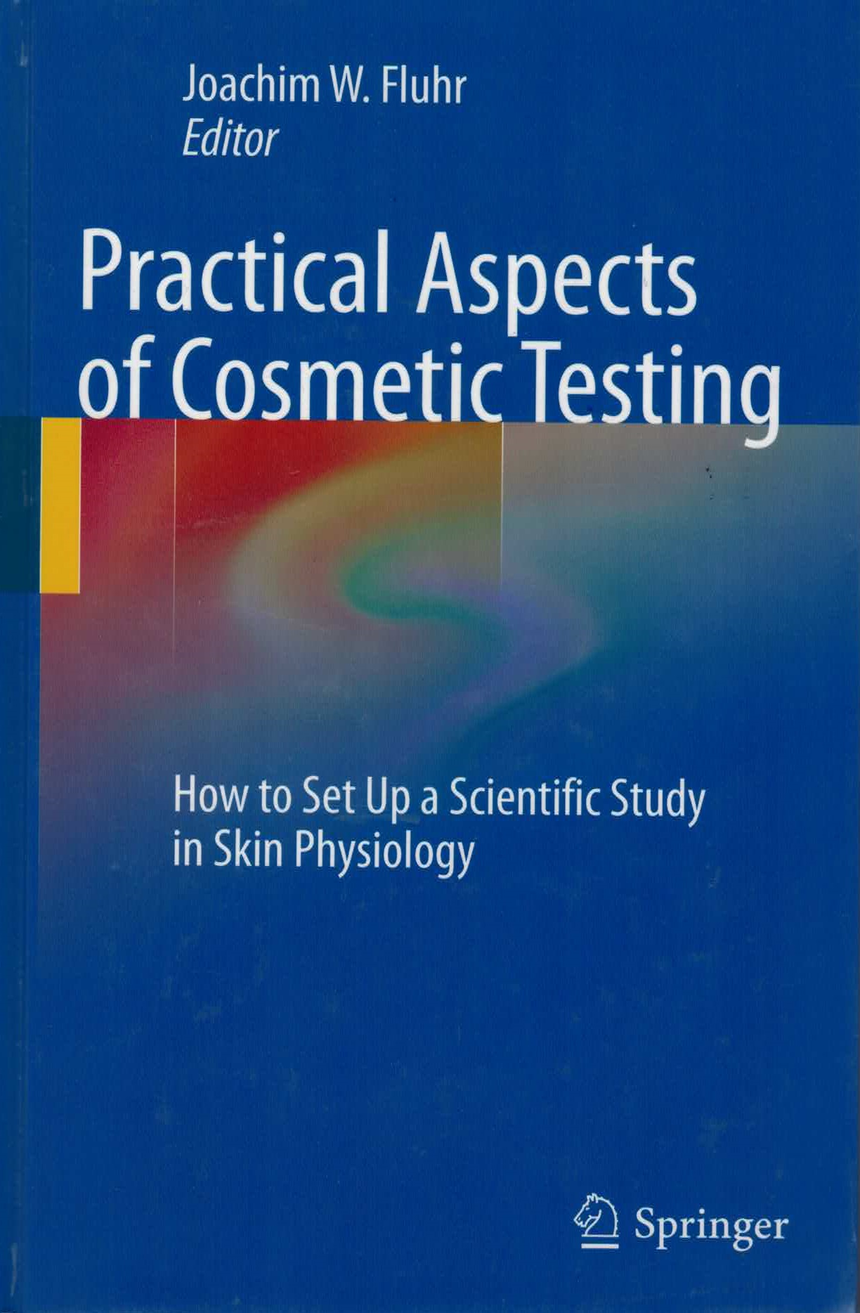 Książka - Practical Aspects of Cosmetic Testing